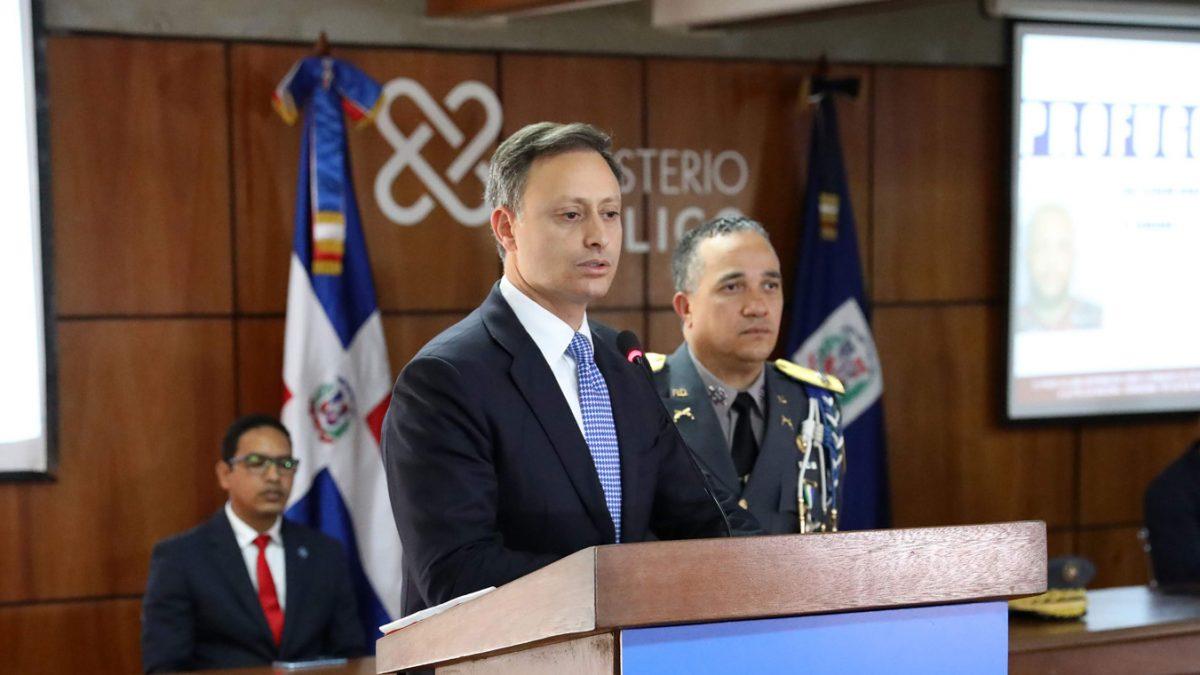 Procurador y director de la Policía rinden informe preliminar del caso David Ortiz