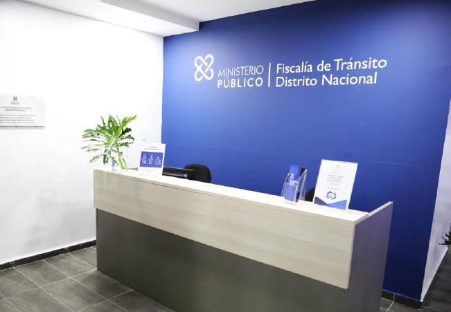 Jean Rodríguez entrega Fiscalia de Transito DN con mejoras implementadas y mayor cantidad de fiscales especializados