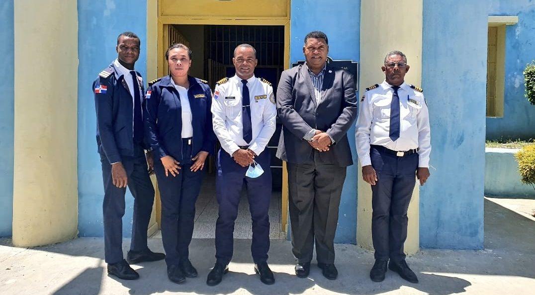 Procurador de Corte de San Juan realiza recorrido de seguimiento por fiscalías de la región