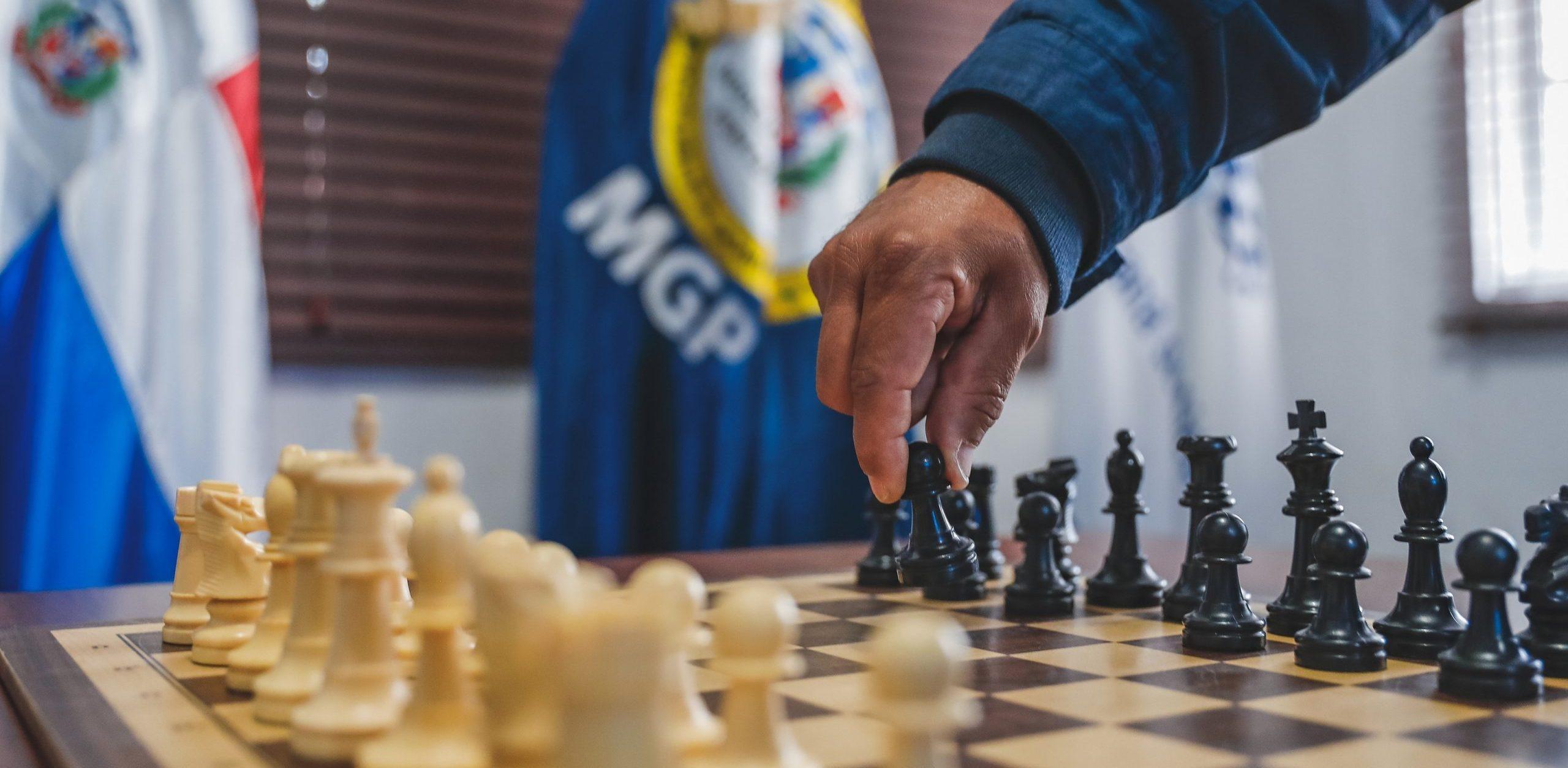Santiago, Mao y Moca ganan II Torneo Virtual de Ajedrez Penitenciario