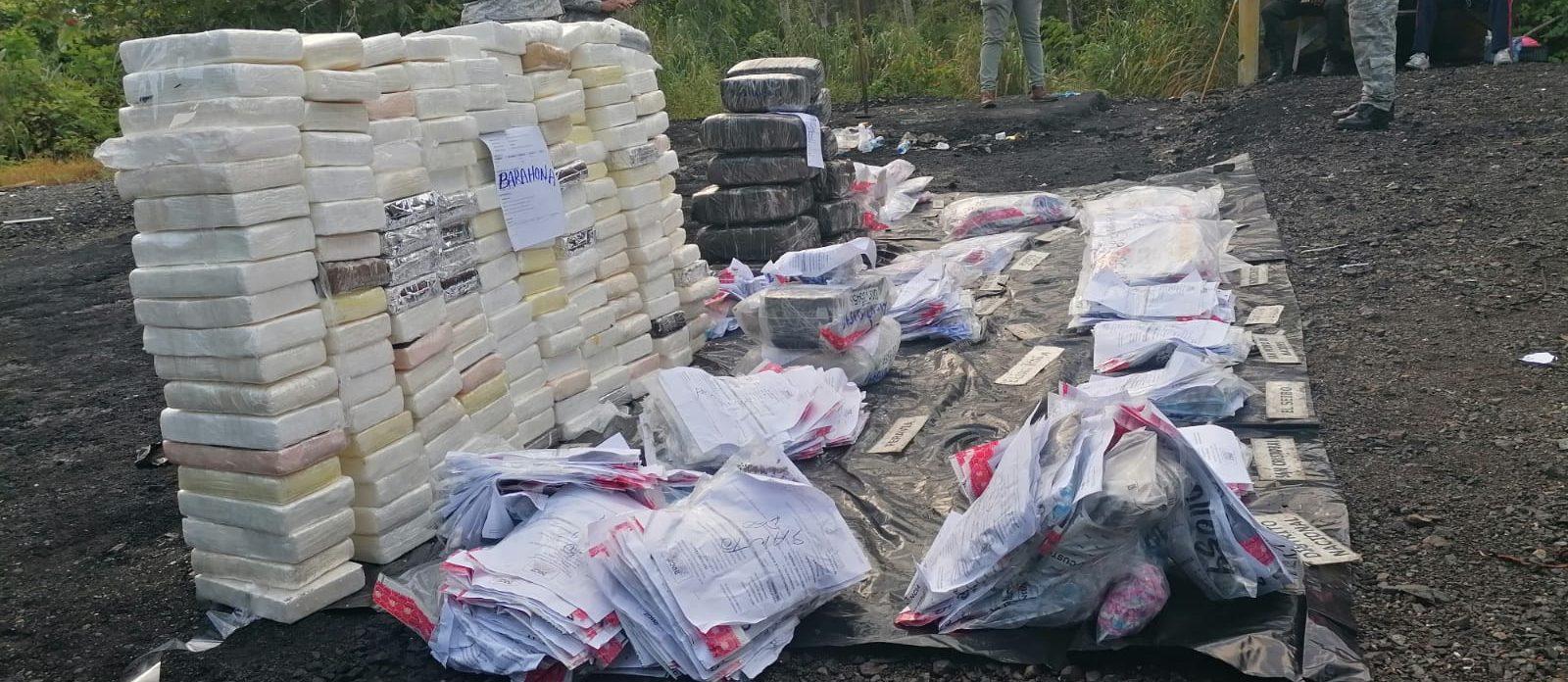 La Procuraduría General incinera más de 280 kilogramos de diferentes drogas