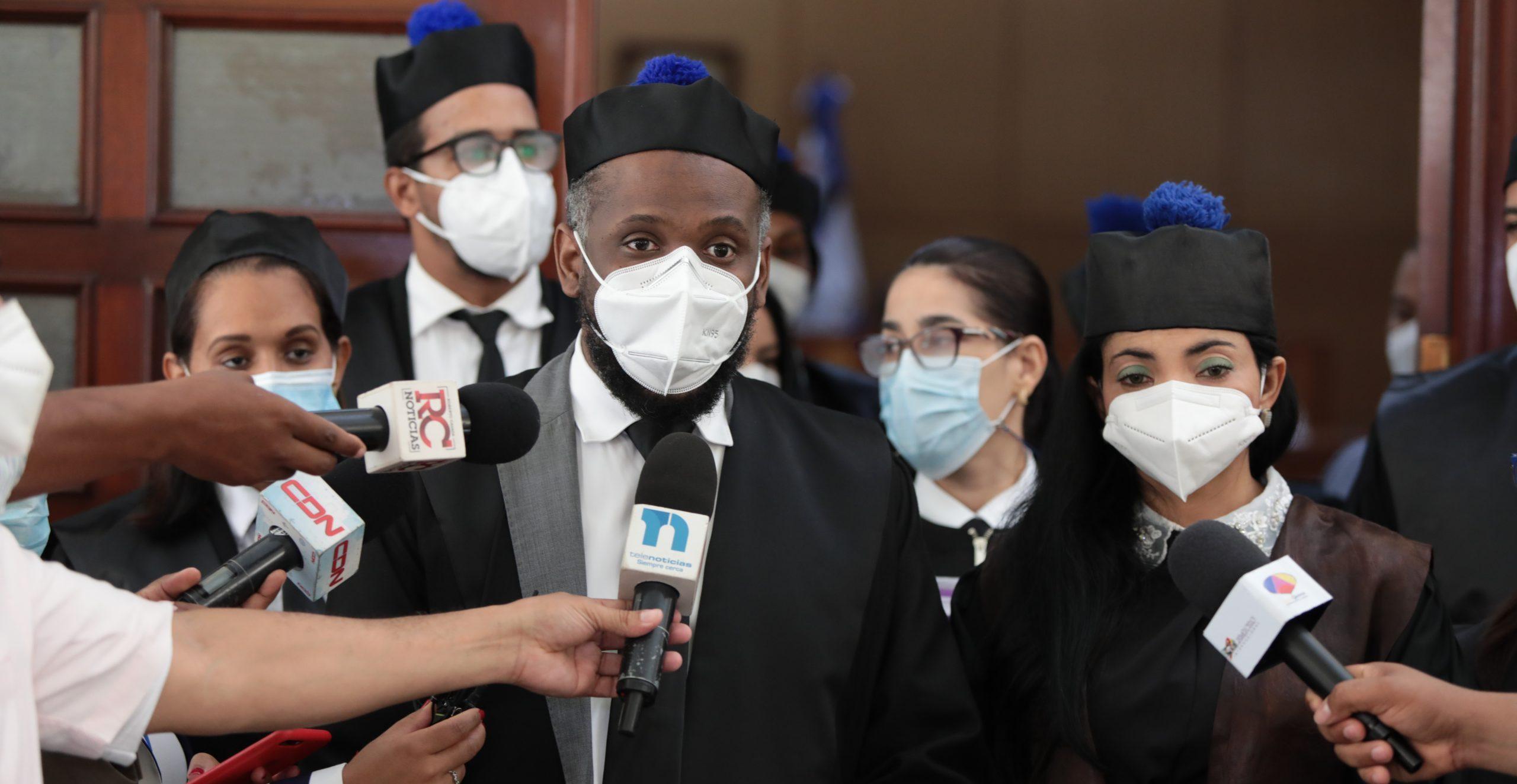 Ministerio Público aporta nuevas pruebas para mantener coerción al exprocurador Jean Rodríguez y todos los imputados del Caso Medusa